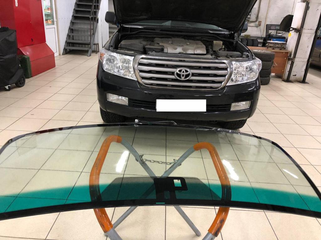 Замена лобового стекла ТЛК